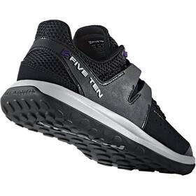 adidas Five Ten Access Leather Schoenen Dames, black